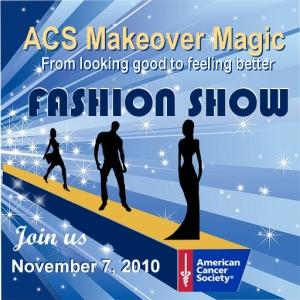 Makeover Magic 2010 Invitation