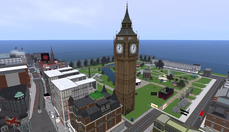 Second Life London