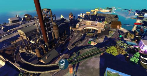 Bhaga Junction - picture by Wildstar Beaumont