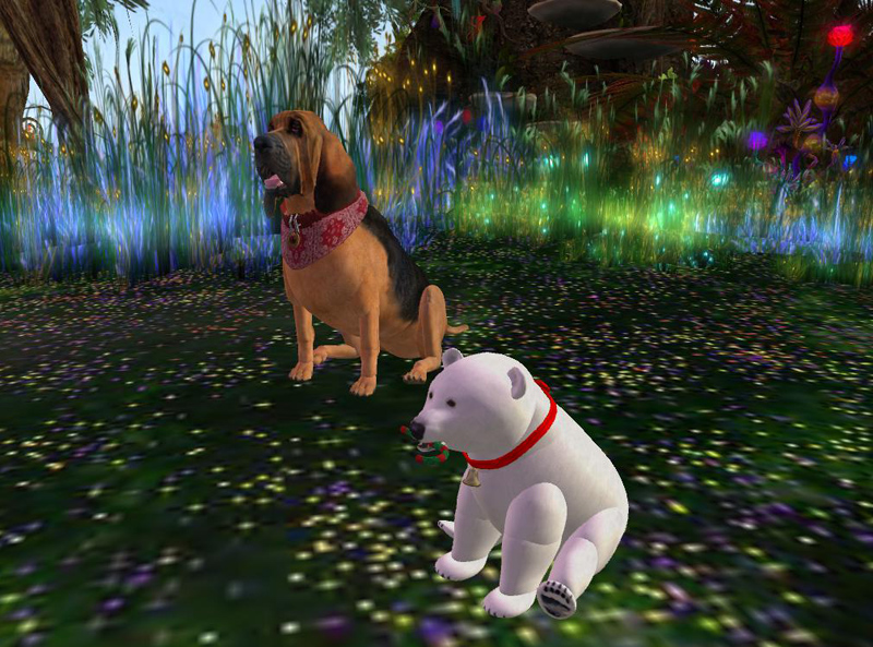 Pathfinding pets - one of the uses of the new Pathfinding tools