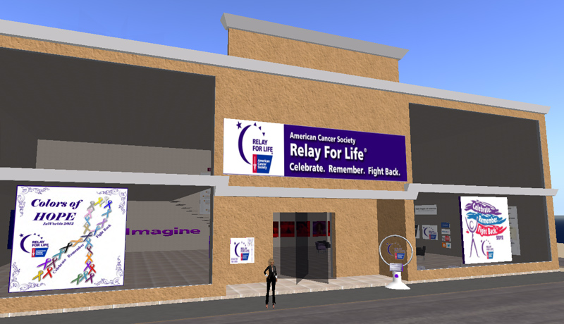 Relay for Life of Inworldz Offices