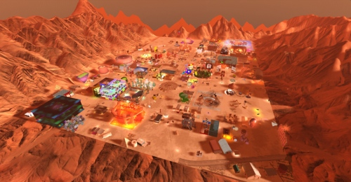 Burn2 - an overview - photograph by Wildstar Beaumont