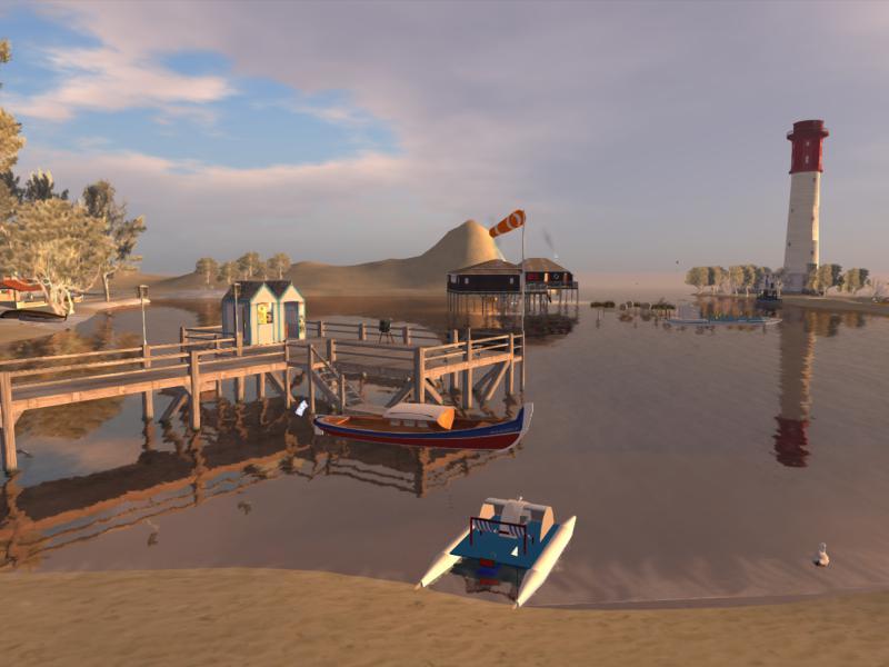 Arcachon Harbour