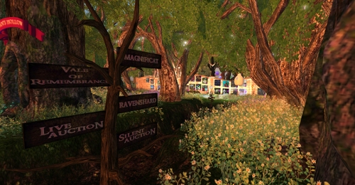 Fairelands Junction - photograph by Wildstar Beaumont