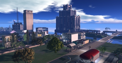 Bay City, photograph by Wildstar Beaumont