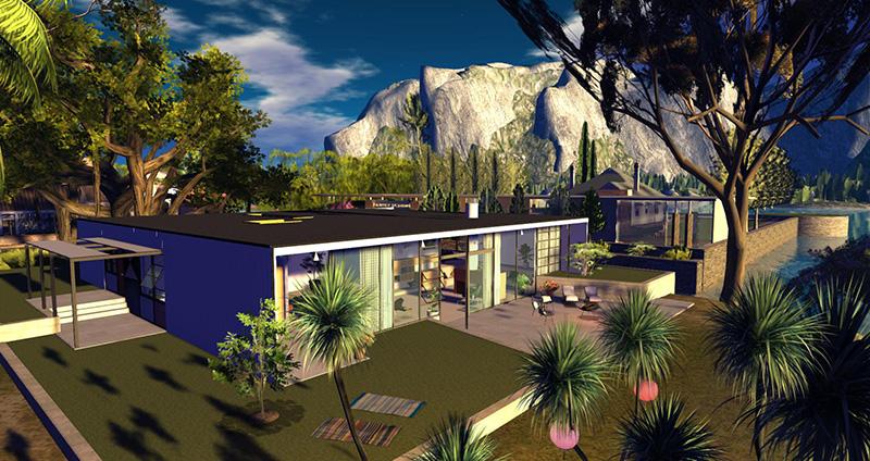 Case Study House No 9 - The Entenza House
