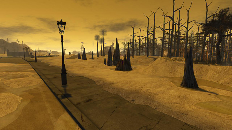 In the Wastelands