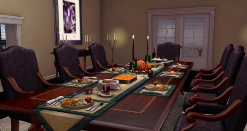 The Thanksgiving Dinner