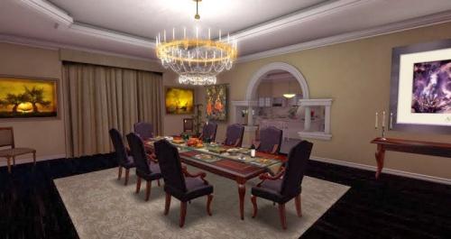 The Thanksgiving Dinner