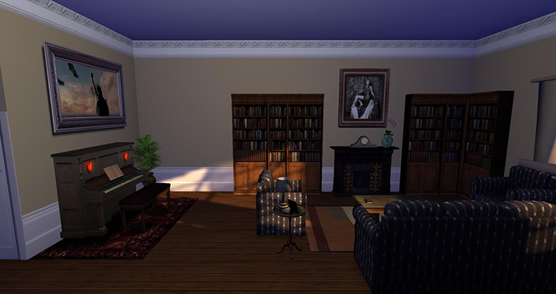 Inside the Hawkesmoor Apartments - photographed by Wildstar Beaumont