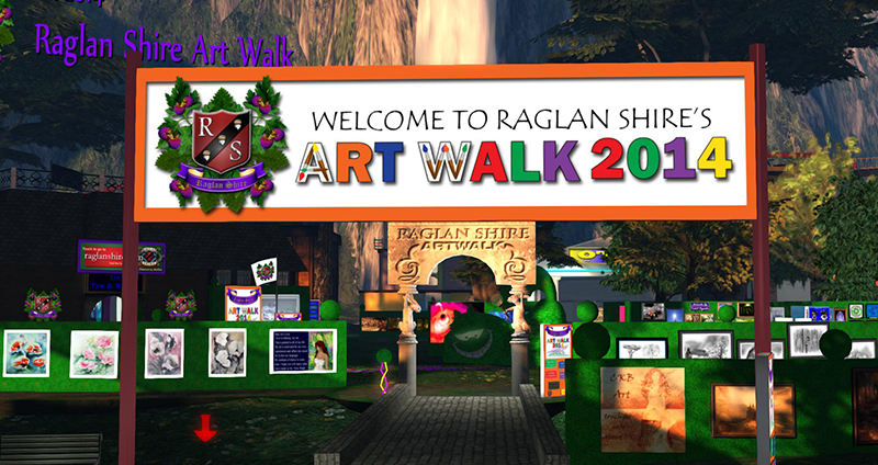 Raglan Shire Artwalk 2014, photographed by Wildstar Beaumont