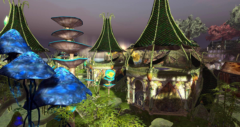 The Faery Court. photographed by Wildstar Beaumont