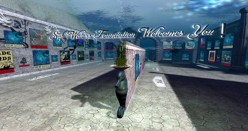 Fanci's Deep and the Safe Waters Foundation, photographed by Wildstar Beaumont