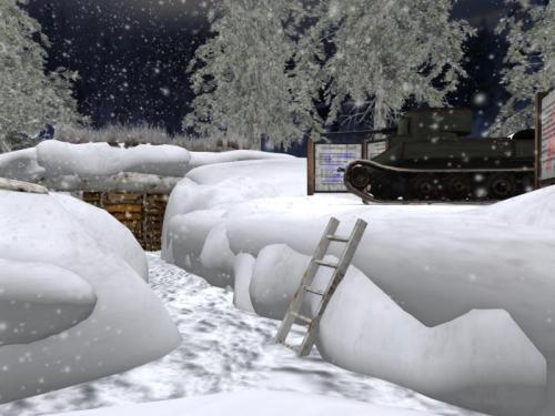 The Winter War reconstruction
