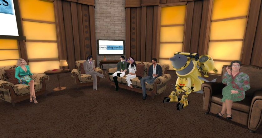 The Discussion, photographed by Wildstar Beaumont