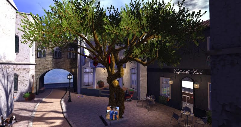 Resident Builds at SL11B Community Celebration, photographed by Wildstar Beaumont