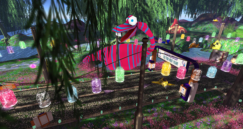 Enlightment - Designer Sim created by Lemondrop Serendipity and photographed by Wildstar Beaumont