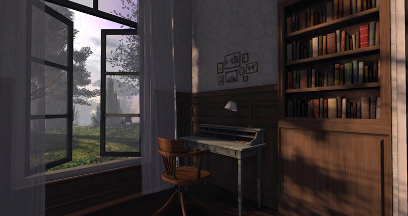 Froukje Hoorenbeek's Home - the living room, photographed by Wildstar Beaumont