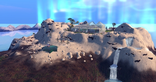 Arctic Greenhouse, photograph by Wildstar Beaumont