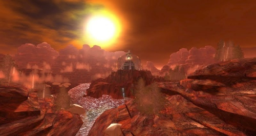 New Gallifrey, photograph by Wildstar Beaumont