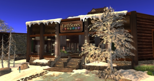 The Earthstones store, photographed by Wildstar Beaumont