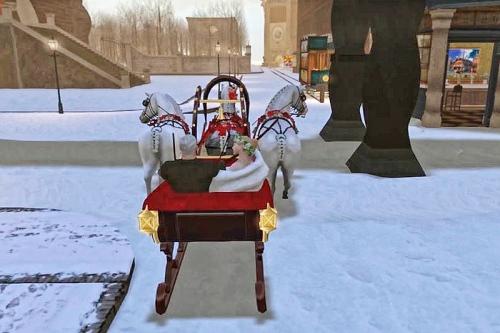 Troika Dashing through the New Babbage snow