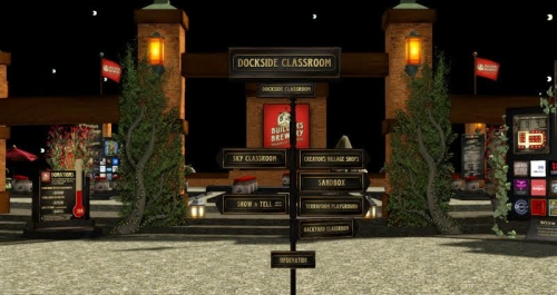 Inworld Education - Builders Brewery, photographed by Wildstar Beaumont