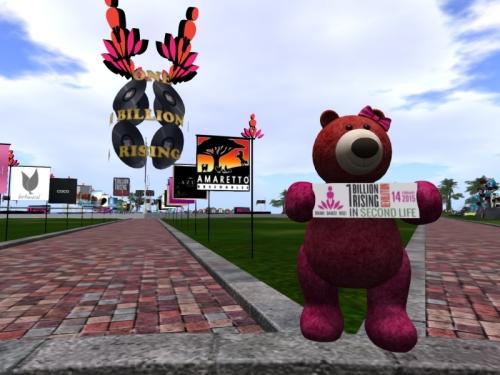 Bear at OBR