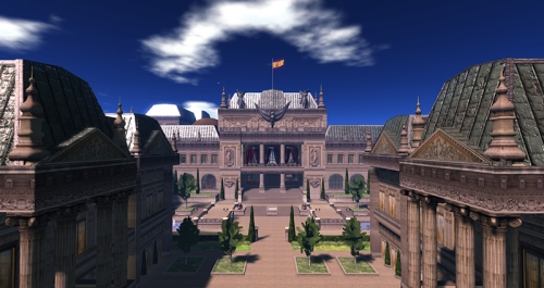 Angel Manor, photographed by Wildstar Beaumont