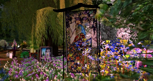 Memorial Gardens to Soliel Snook, photographed by Wildstar Beaumont