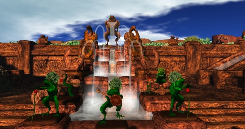 Frog Stage at SL12B