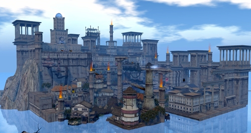 Forgotten City, photographed by Wildstar Beaumont