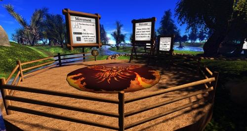 Firestorm Community Gateway, photographed by Wildstar Beaumont