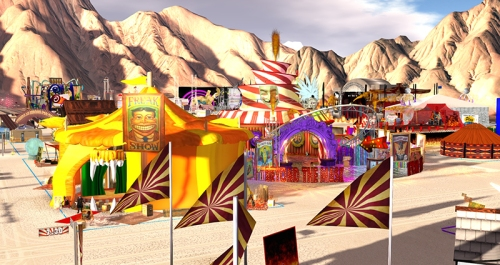 Burn2 2015 - on the playa, photographed by Wildstar Beaumont