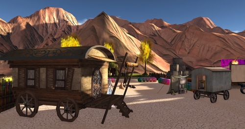 Burn2 2015 - camping out on the playa, photographed by Wildstar Beaumont