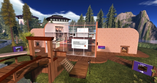 iLab, University of Washing, photographed by Wildstar Beaumont