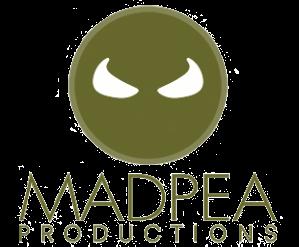 MadPea Logo
