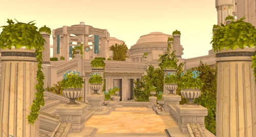 Social Island, photographed by Wildstar Beaumont
