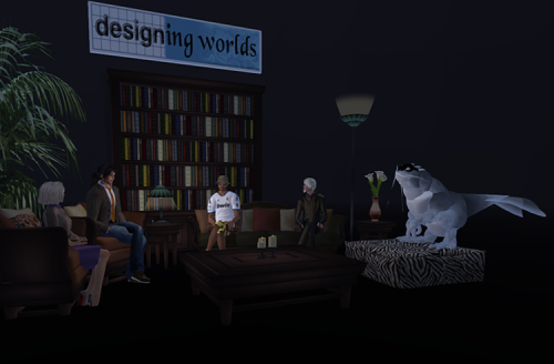 Saffia and Elrik talk about Project Bento with Oz, Troy and Vir Linden