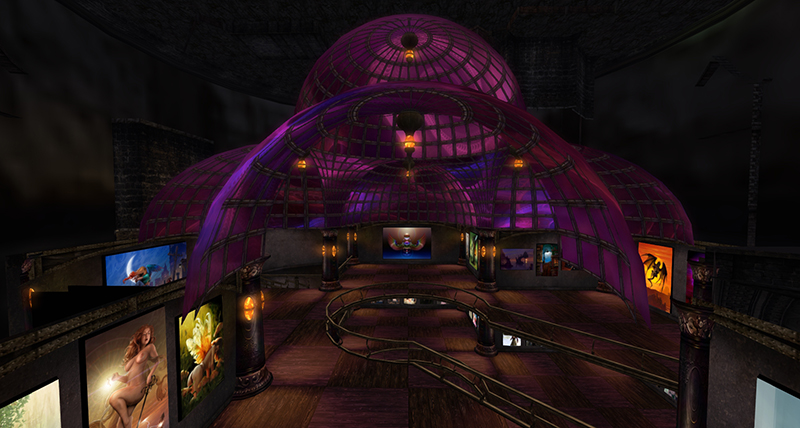 The Looking Glass, photographed by Wildstar Beaumont