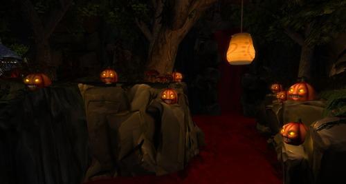 Halloween Haunts, photographed by Wildstar Beaumont