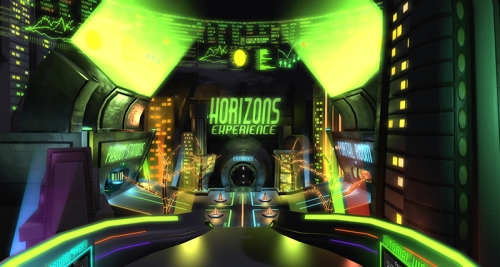 Horizons Gaming Experience, photographed by Wildstar Beaumont