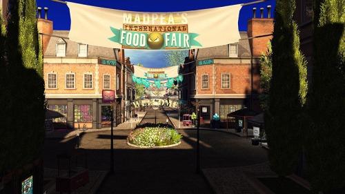 MadPea International Food Fair, photographed by Wildstar Beaumont