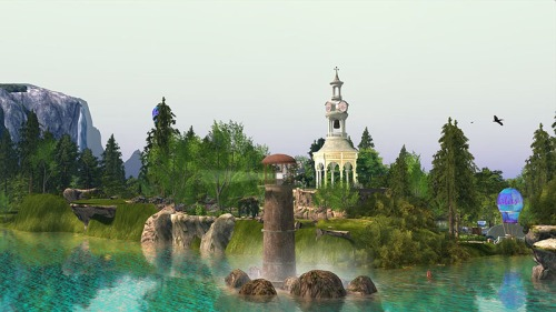 Calas Galadhon, photographed by Wildstar Beaumont