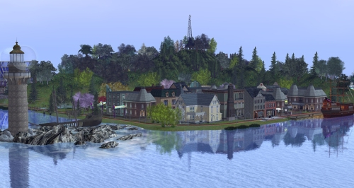 Hope Village, photographed by Wildstar Beaumont