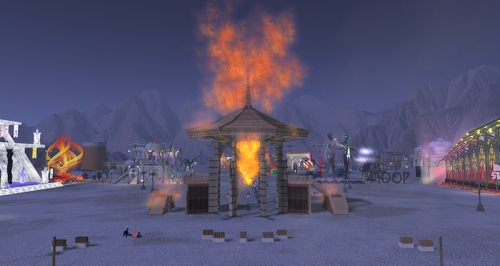 Burn2, photographed by Wildstar Beaumont