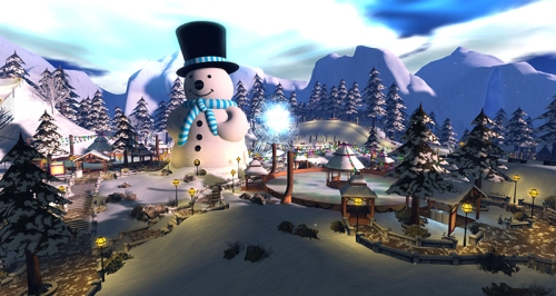 Winter Wonderland, photographed by Wildstar Beaumont