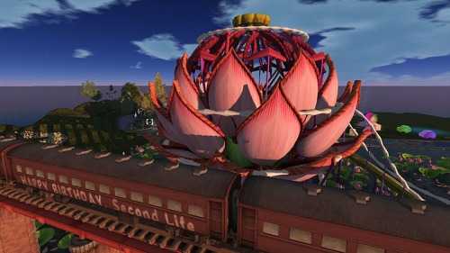 , photographed by Wildstar BeaumontSL9B - Lotus Stage