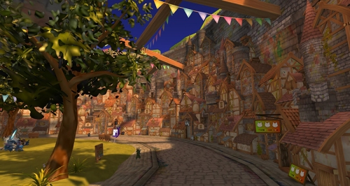 Tiny Town, photographed by Wildstar Beaumont