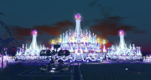 SL15B - DJ Stage South - The Cake, photographed by Wildstar Beaumont